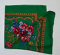 Украинский платок на голову. Разные цвета