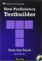Proficiency Testbuilder New Edition With Key & Audio CD, фото 1