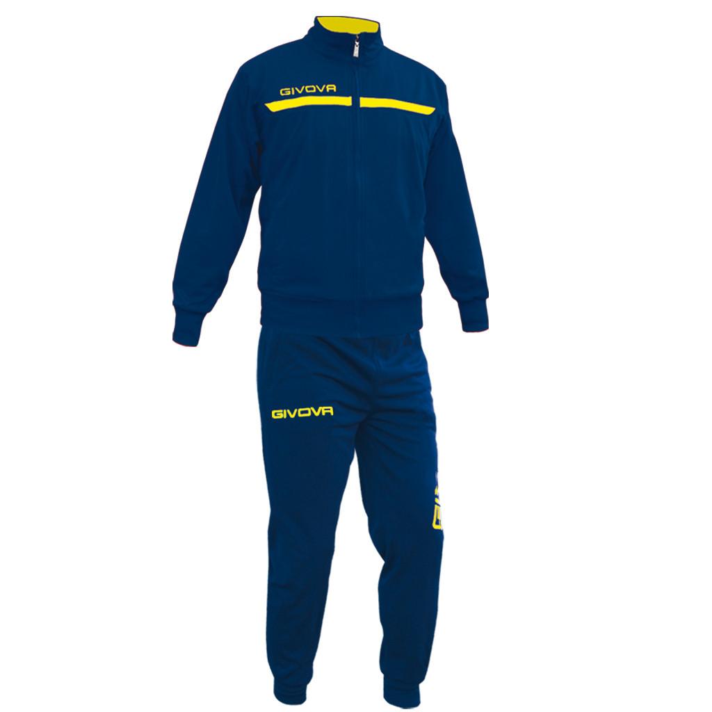 Спортивный костюм Givova One fullzip