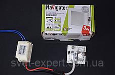 Navigator 71275 NDL-SP4-3W-840-WH-LED бiлий, фото 2