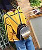 Городской портфель женский серый, фото 7