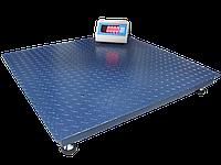 Весы платформенные 1000х1200. 0,5т; 1т; 2т; 3т.