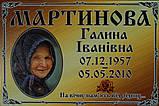 Табличка на памятник с фото (изготовление за 1 час в киеве на оболони), фото 7