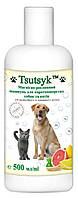 Шампунь для короткошерстных собак и кошек 500мл ТМ Tsutsyk