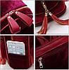 Городской портфель для девушек красный, фото 5