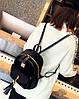 Городской портфель для девушек черный, фото 2