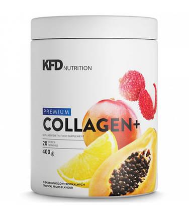 Premium Collagen Plus KFD Nutrition 400 g, фото 2