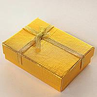 Подарочная коробочка для украшений маленькая 12 шт. [9/7/3 см]