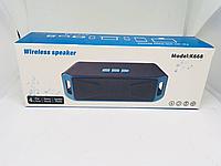 Bluetooth колонка T668, фото 1