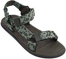 Оригинал Мужские Сандалии 82363-21057 Rider RX Sandal II Black/Green/Brown