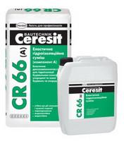 Смесь гидроизоляционная эластичная CR 66 Ceresit