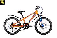 """Детский велосипед Spelli Cross 20"""" 2018"""