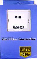 Переходник HDMI - AV