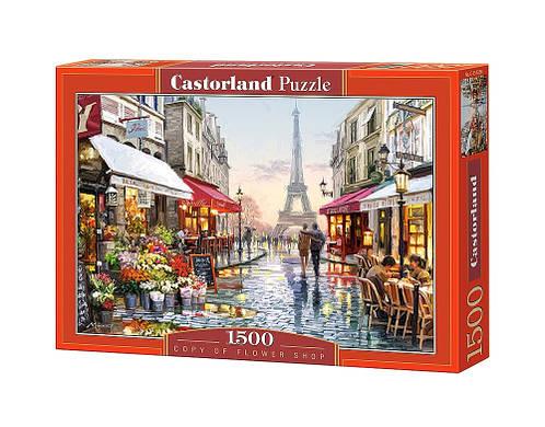 Пазлы Castorland 1500 деталей Париж