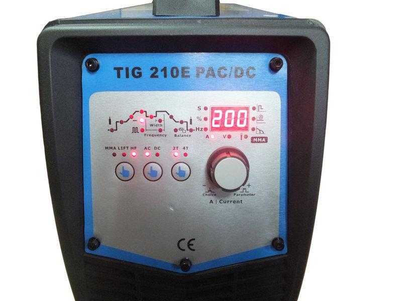 Аргоновый сварочный аппарат Спика TIG 210P AC DC - фото 4