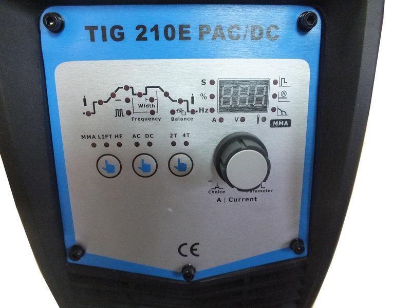 Аргоновый сварочный аппарат Спика TIG 210P AC DC - фото 5