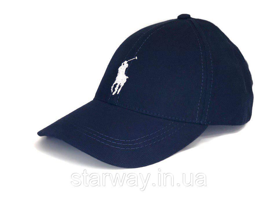 Кепка Polo Ralph Lauren логотип вышивка | Высокое качество