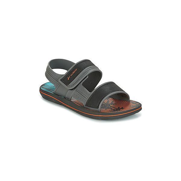 Оригинал Детские Сандалии Для Мальчика 82196-20778 Rider Sandal Kids Black/Grey