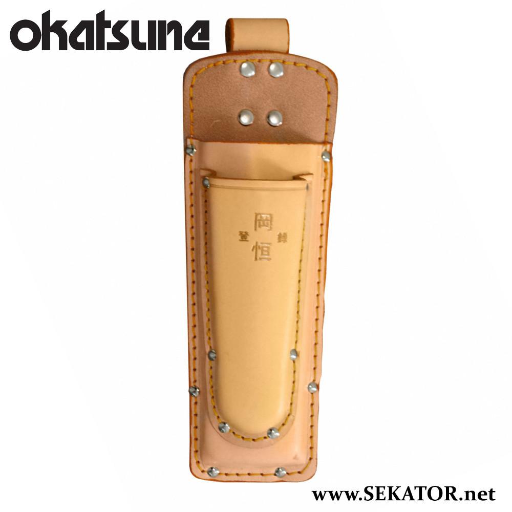 Кобура Okatsune 130 подвійна для секаторів та складеної пили