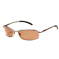 Очки Eyelevel Polarized Metal Ferrara (коричневые) (коричневая линза)