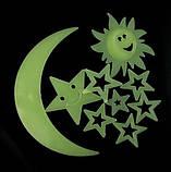 Светящиеся звезды с луной, фото 2