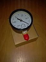 Манометр (вакуумметр) для доильного аппарата АИД