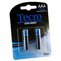Батарейка Tecro LR03-2B(EE)