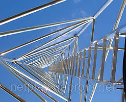 Башня алюминиевая 9 метров, фото 3