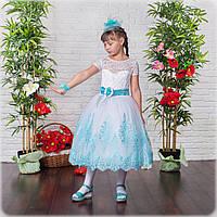 Детское бальное платье, фото 1