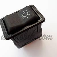 Кнопка включения габаритов и света ВАЗ 2108-099, фото 1