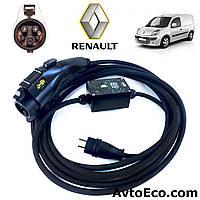 Зарядное устройство для электромобиля Renault Kangoo ZE AutoEco J1772-16A-BOX, фото 1