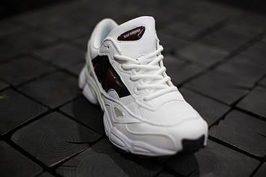 Мужские кроссовки Adidas Raf Simons.Белые