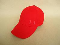 Бейсболка красная ,,UNDER ARMOUR'', фото 1