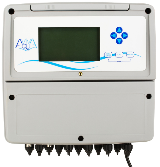 Насос дозатор AquaViva Ph/Cl 5л/ч (DRP200NPE0005) с автоматической регулировкой дозирования