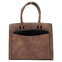 Сумка портфель женская коричневая купить фото 2015 Киев Украина