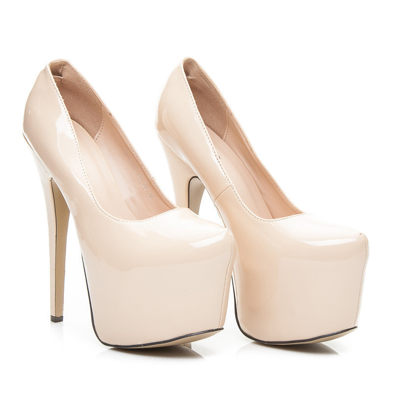 Сексуальные женские туфли на высокой шпильке