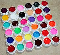 Набор гель-красок GDCOCO 36 шт