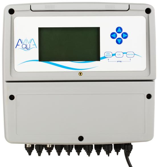 Панель управления дозацией AquaViva PH–RX–CL (K800G04WM001)