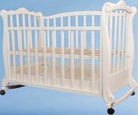 Трия Сказка детская кроватка с маятником, фото 1
