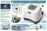 Хлорогенератор озонатор Intex 26666 Krystal Clear Salwater System, мощностью хлор 11 г/ч, озон 150 мг/ч