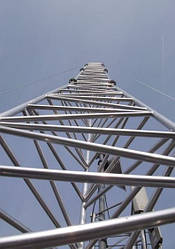 Башня алюминиевая 9 метров