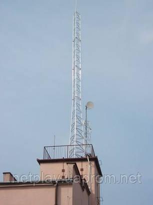 Башня алюминиевая 12 метров, фото 2