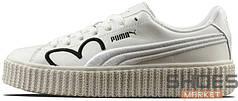 Женские кроссовки Puma X Rihanna x Clara Lione Special Fenty Creeper 366405-01, Пума Риана