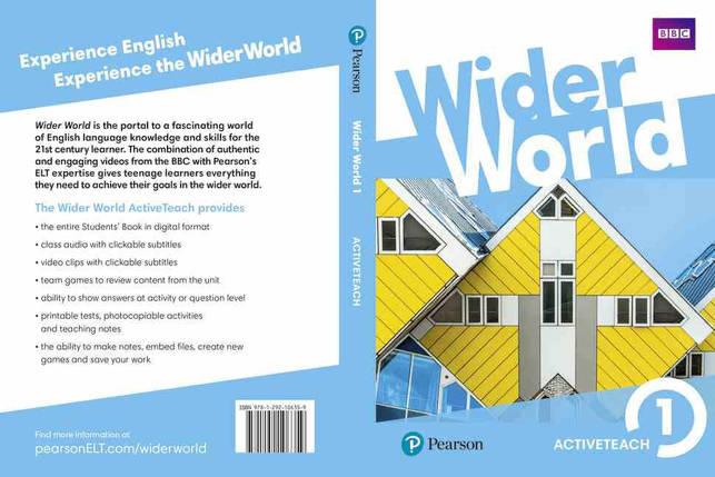 Wider World 1 Teacher's ActiveTeach, фото 2