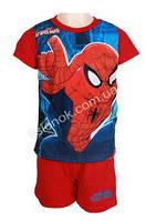 Костюм (шорты и футболка) Spider man от Marvel, 128см