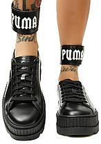 outlet store ae0c1 98f4a Женские кроссовки Puma x Fenty Ankle Strap Creeper Black 366264-03, Пума  Фенти Анкл
