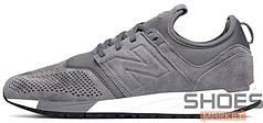 Женские кроссовки New Balance MRL247LY (Grey), Нью беланс 247