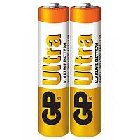 Батарейка GP 24AU-S2 щелочная LR03, AAA