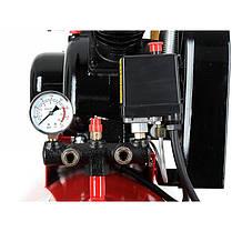Масляный компрессор 100L 230V KD1472 Сепаратор!, фото 2
