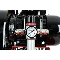 Масляный компрессор 100L 230V KD1472 Сепаратор!, фото 3